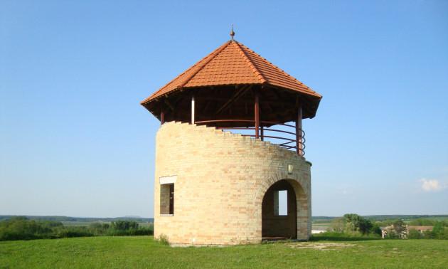 István-hegyi kilátó, Bögöte